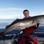 Рыбалка в Норвегии. Тренделаг.