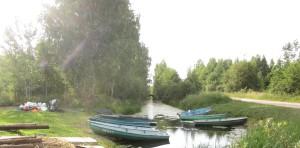 база «ДИНАМО» в поселке Черное