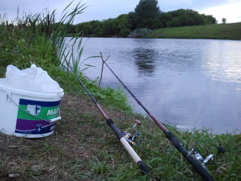 хороший рыболовный канал