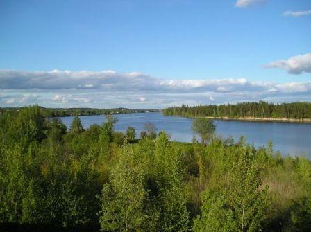 Даугава самая большая река Латвии