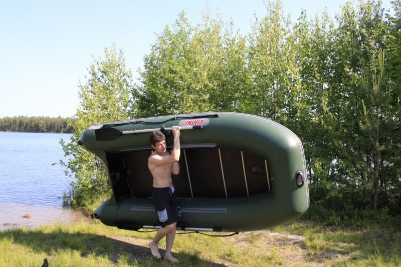 тюнинг лодок пвх викинг