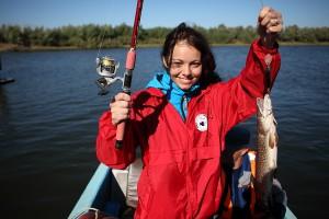 Ежегодноыйо Кубок  по спортивной рыбалке