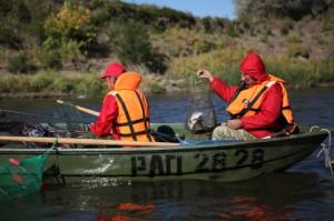 Ежегоднодный  Кубок  по спортивной рыбалке
