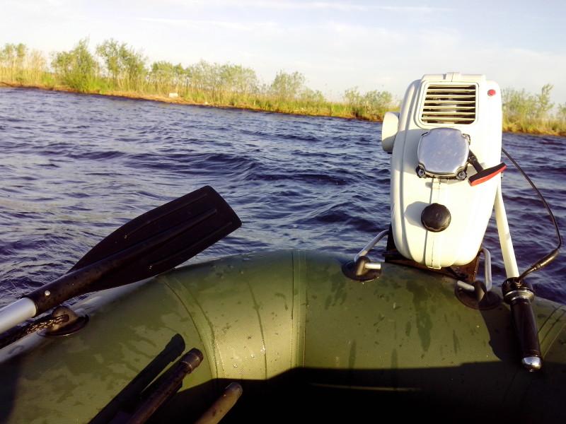 двигатель для парусной лодки