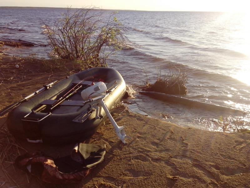 комплект эгоиста лодка мотор
