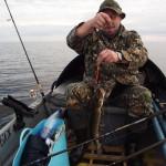 Рыбалка, места ловли на Ладожском озере