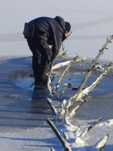 специфика первого льда