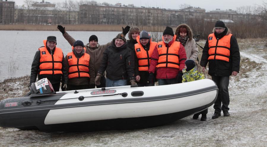 видео лодки касатка пвх купить