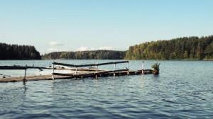 Раздолинское озеро