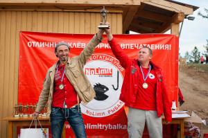 Победители оз. Байкал