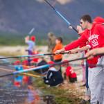 Рыбалка н аоз. Байкал