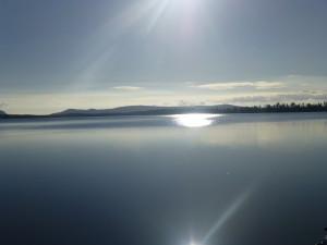 рыбалка на шведских озерах