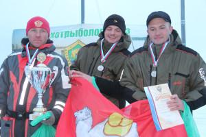 команда Челябинской области - второе командное место.