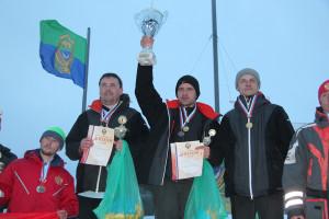 первая команда Санкт-Петербурга - первое командное место.