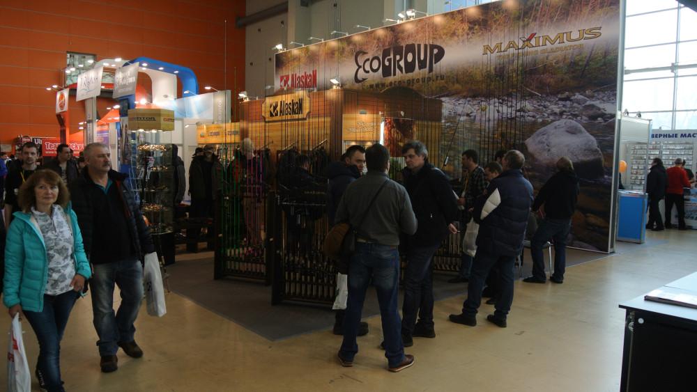 Отчеты о выставке охота и рыбалка