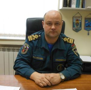 заместитель начальника ГИМС – Ермаченков Дмитрий Валентинович