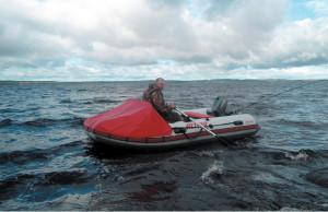 Лодка АЛЬТАИР –ПРО 360