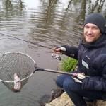 Кубок Московской области по ловле на спиннинг с берега