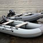 Тест лодок Joker 350, 370 на Ивановском карьере
