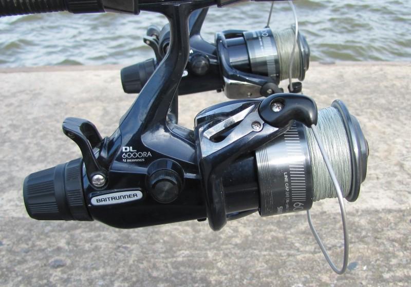 Ловля хищной рыбы на фидер