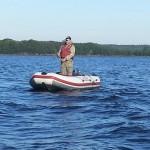 Лодки с надувным дном низкого давления — НДНД
