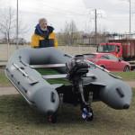 О консервации и зимовке лодок из материалов ПВХ