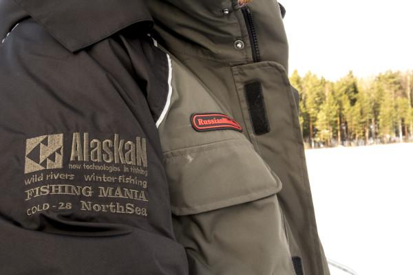 зимний костюм от Alaskan