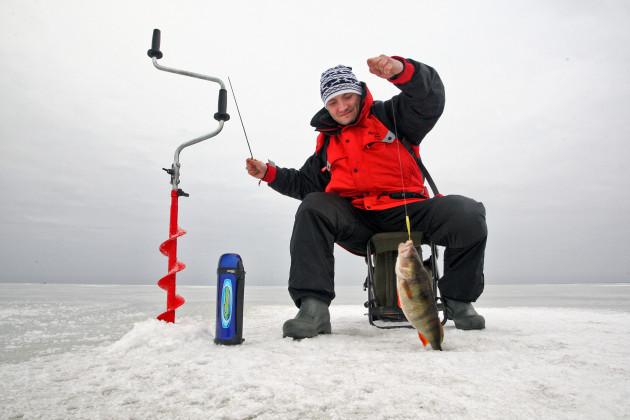 костюм alaskan. Зимняя рыбалка