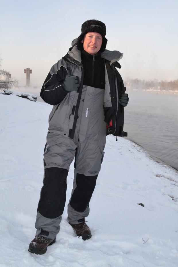 Костюм SHIMANO Dryshield-XT Winter