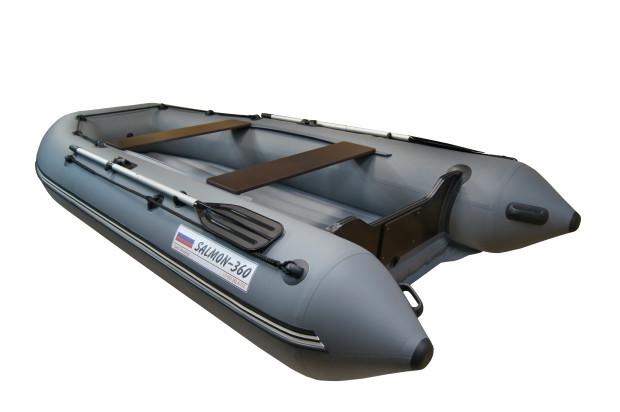 лодки Salmon 360