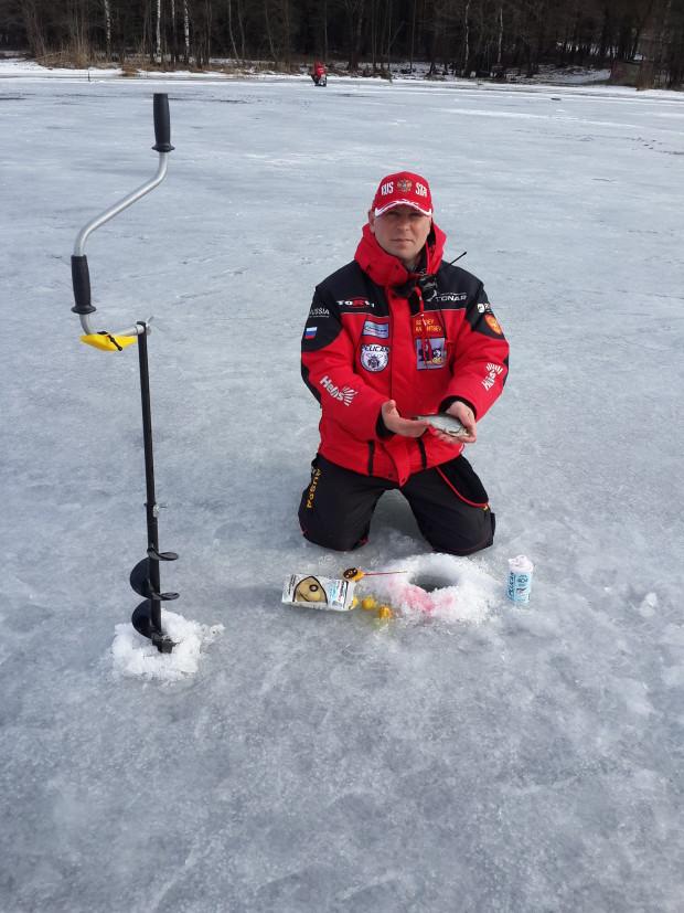 Сергей Казанцев – старший тренер сборной России по ловле рыбы на мормышку