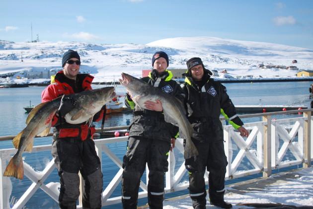 где ловить рыбу на белом море