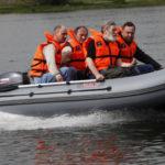 Отзывы о лодке Викинг PRO 350-360 компании «Посейдон»