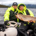 Верхнетуломское водохранилище — рыбалка