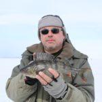 Зимняя ловля на блесну
