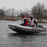 Лодки «Альтаир» с новым днищем