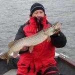 Alaskan NewPolar на лодочной рыбалке, отзыв о зимнем костюме